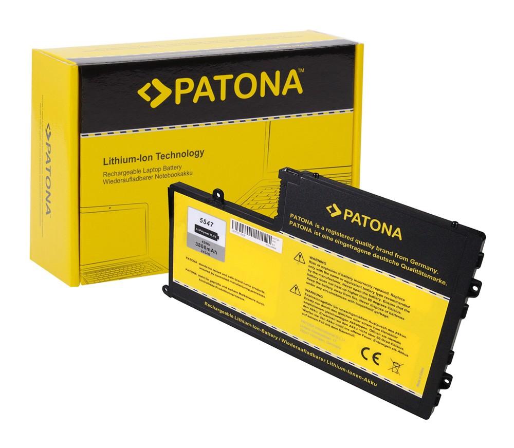 PATONA Battery f. Dell 5547 Inspiron 15 5547 15-5000 15-5547