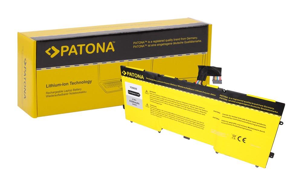 PATONA Battery f. Dell XPS 13 Ultrabook Series XPS 13 12 9Q2