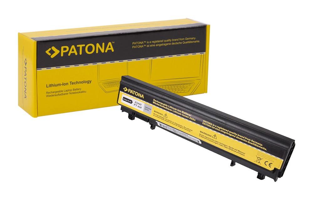 PATONA Battery f. Dell E5440 Latitude 14 15 5000 E5440 E5540