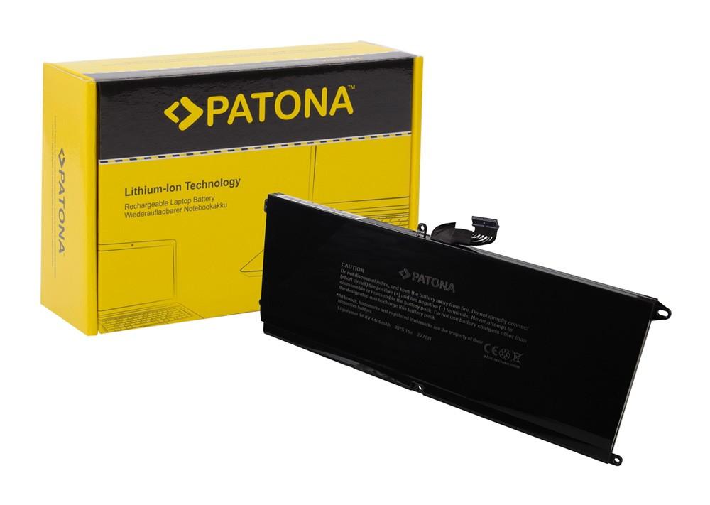 PATONA Akku f. Dell XPS 15z XPS L511Z XPS 15z L511Z 075WY2 0