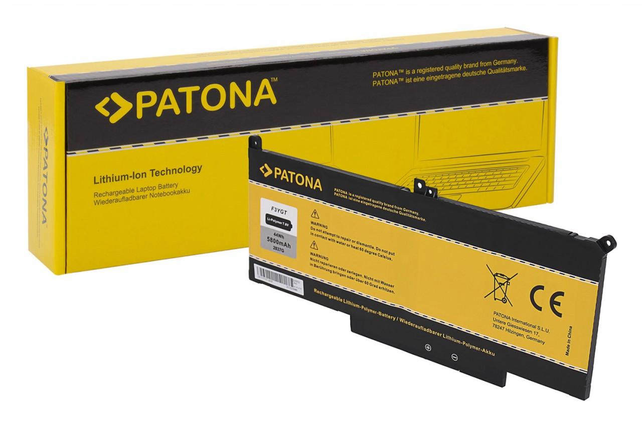 PATONA Battery f. Dell E7280 E7380 E7390 E7480 7290 7390 748