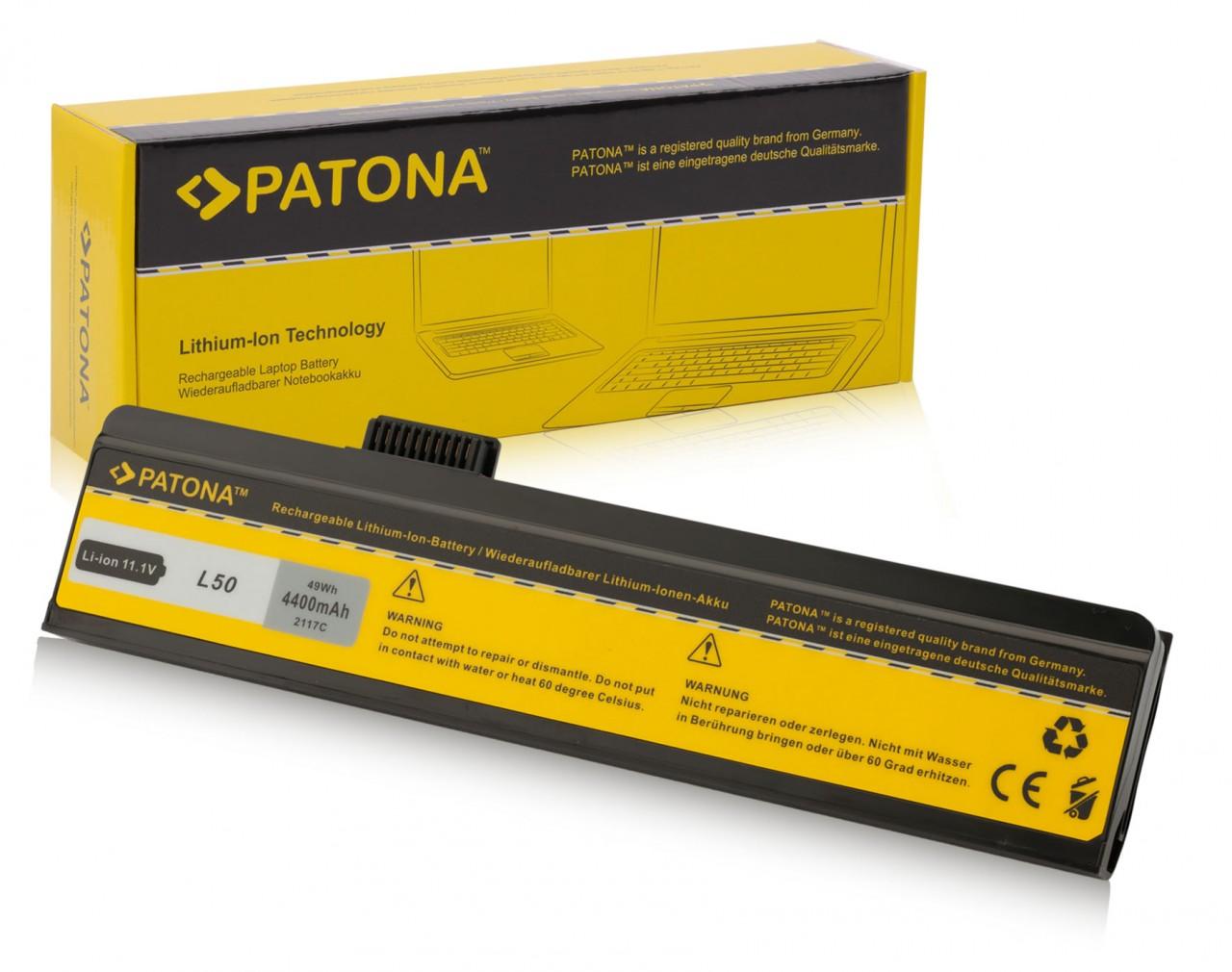 Battery FUJITSU-SIEMENS Amilo Li1818 Li1820 PA2510