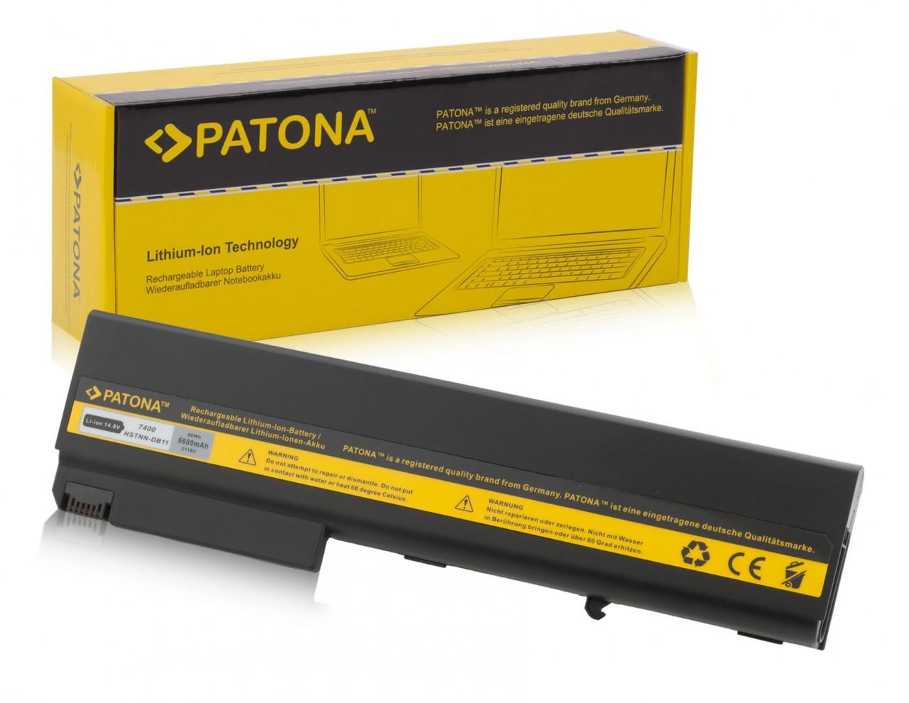 Battery f. HP Business Notebook NX7400 NX8200 NX8410 8500