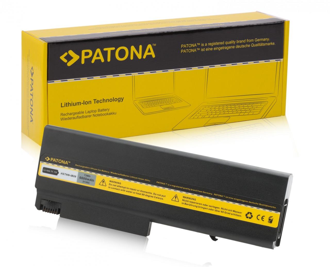 Battery f. Compaq Business Notebook NX-6310/CT NX-6125