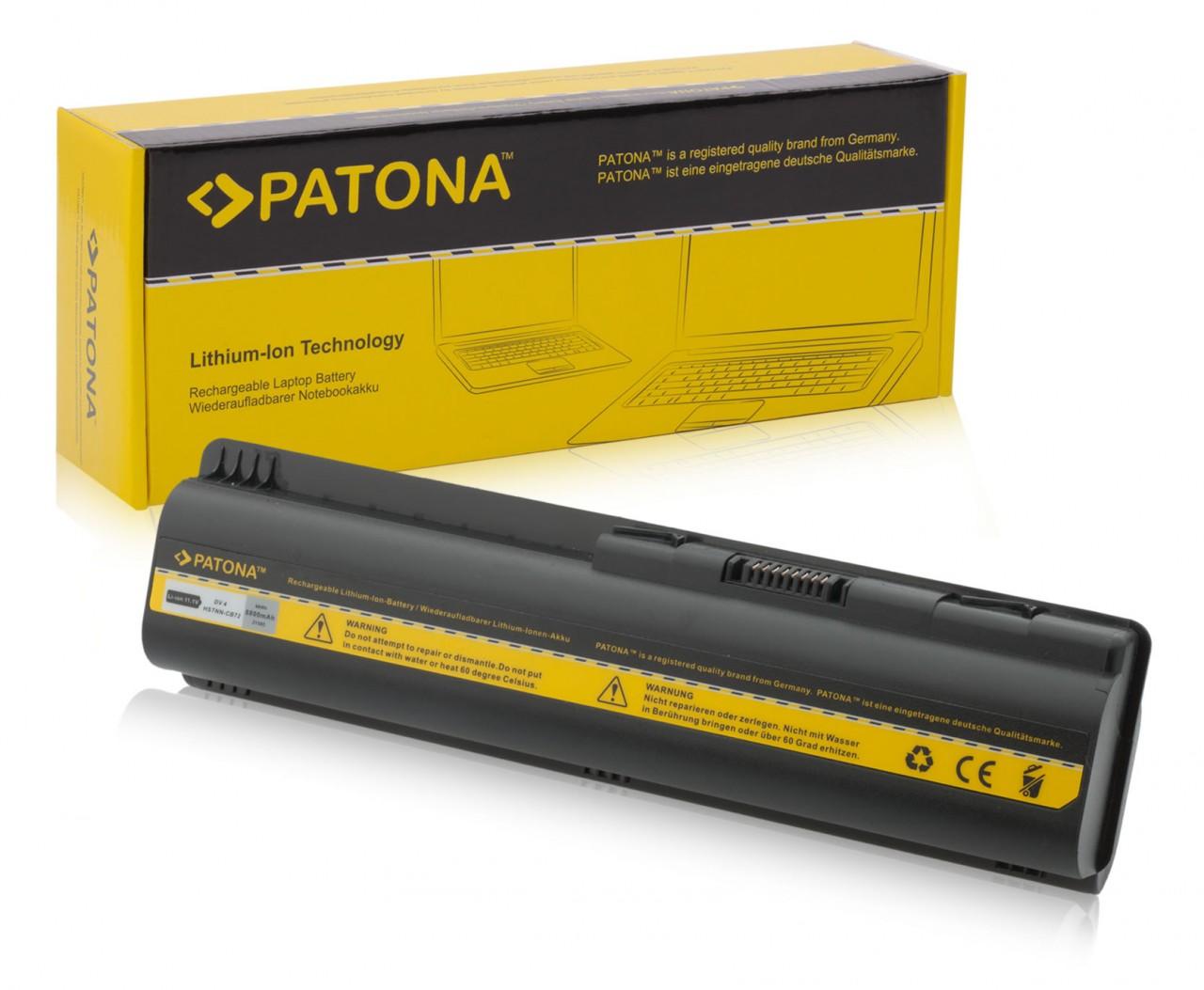 Battery f COMPAQ CQ-Serie,CQ70-102TX,CQ70-102XX,CQ70-103EB