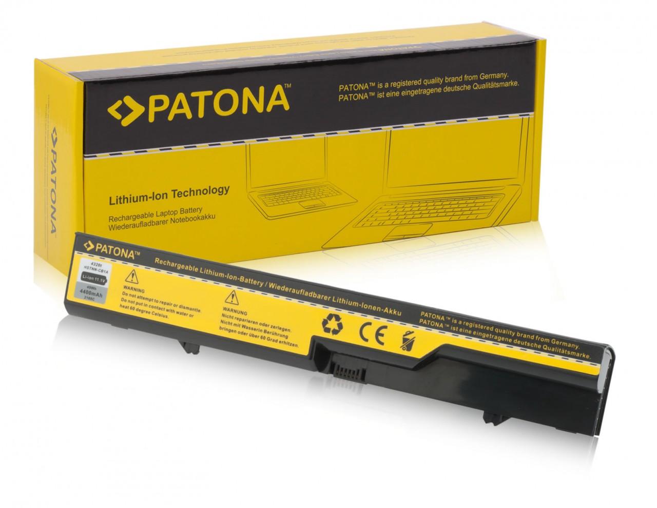 Battery HP HSTNN-CB1A, HSTNN-CBOX, HSTNN-DB1A, ProBook4320