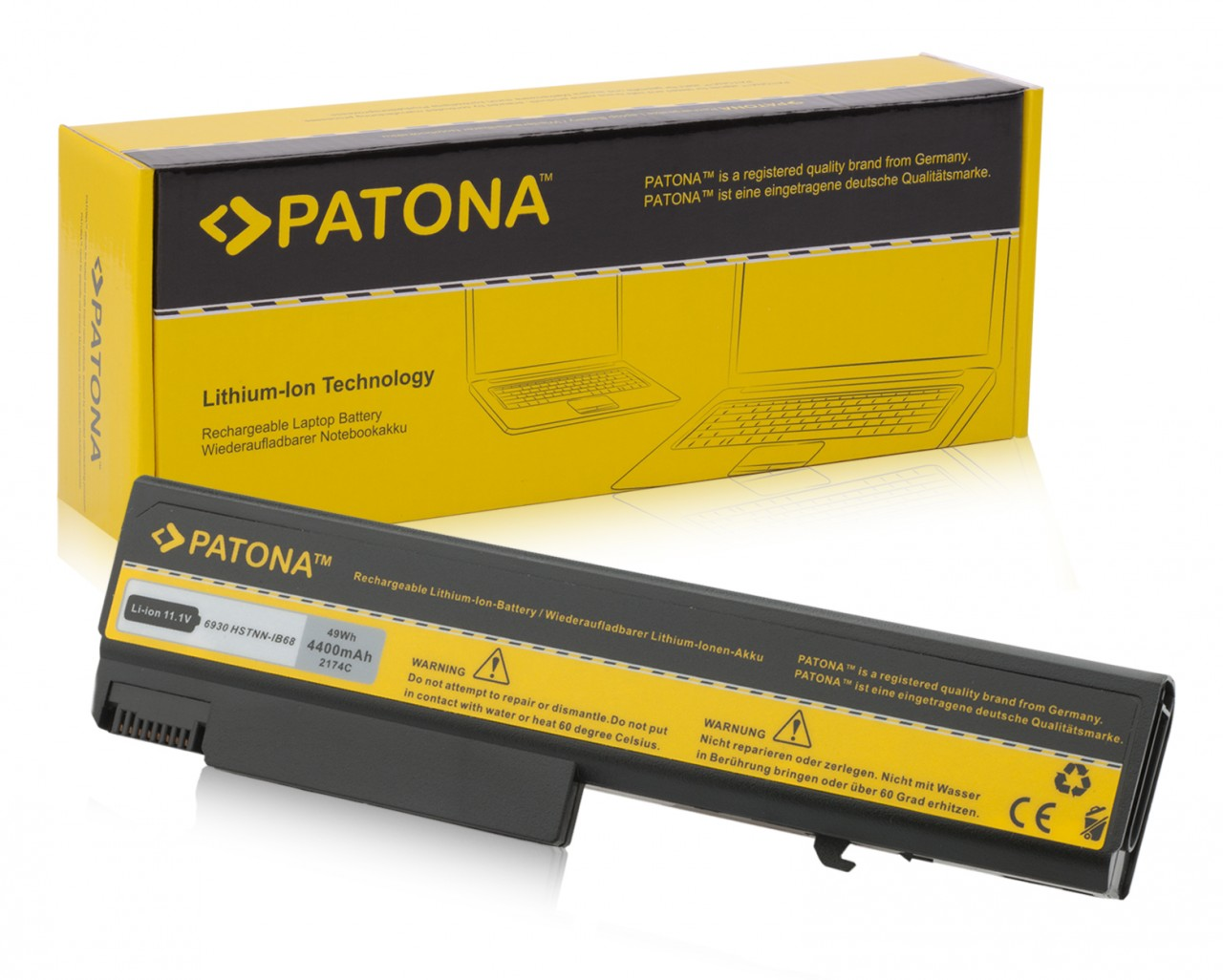 Battery HP Compaq 458640-542 463310-132 463310-141 6530b