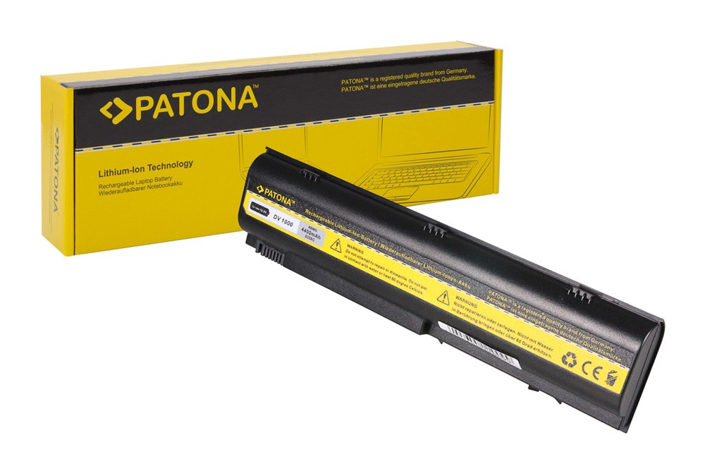 Battery HP Compaq DV1000 M2000 M2400 C300 67759-001