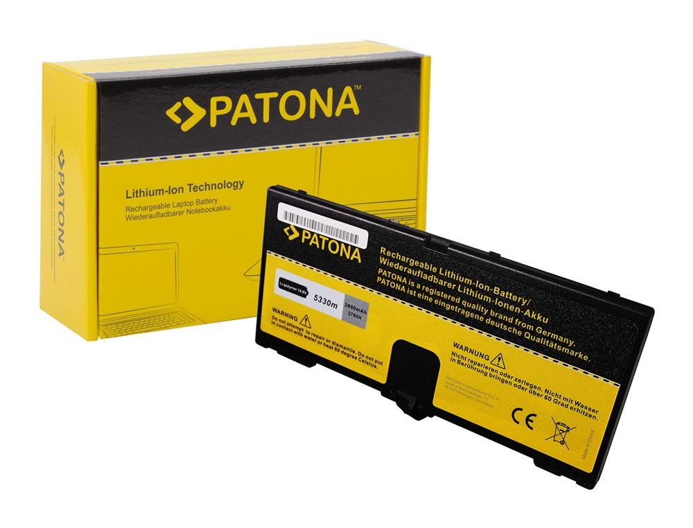 PATONA Akku f. HP ProBook 5330m ProBook 5330m 635146-001 FN0