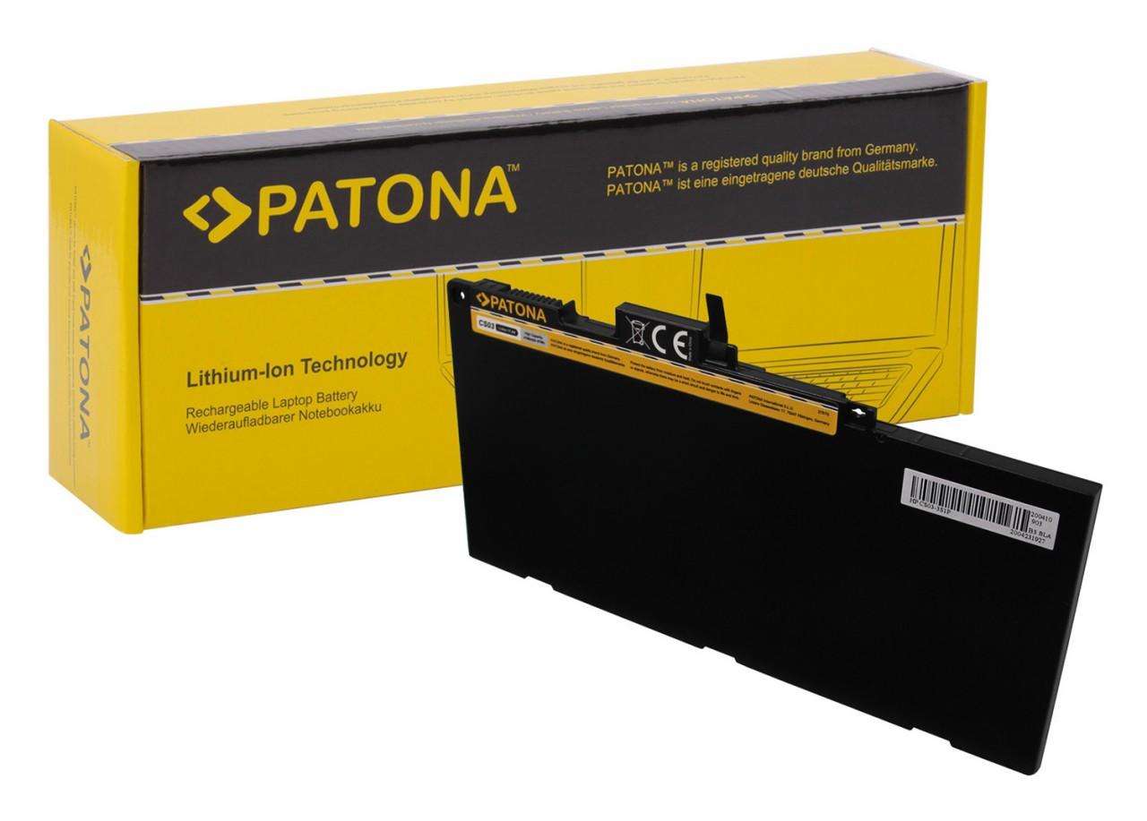 PATONA Battery f. HP HP EliteBook 850 G3 G8R92AV G8R93AV