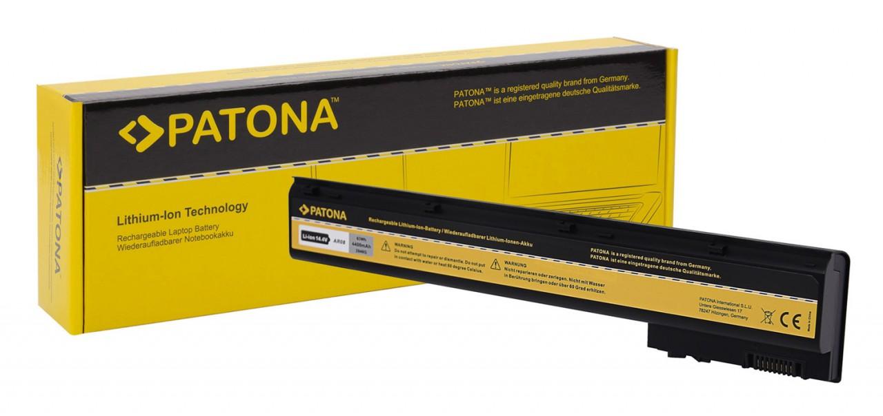 PATONA Battery f. HP ZBook 15 G1 15 G2 17 G1 17 G2 AR08 AR08