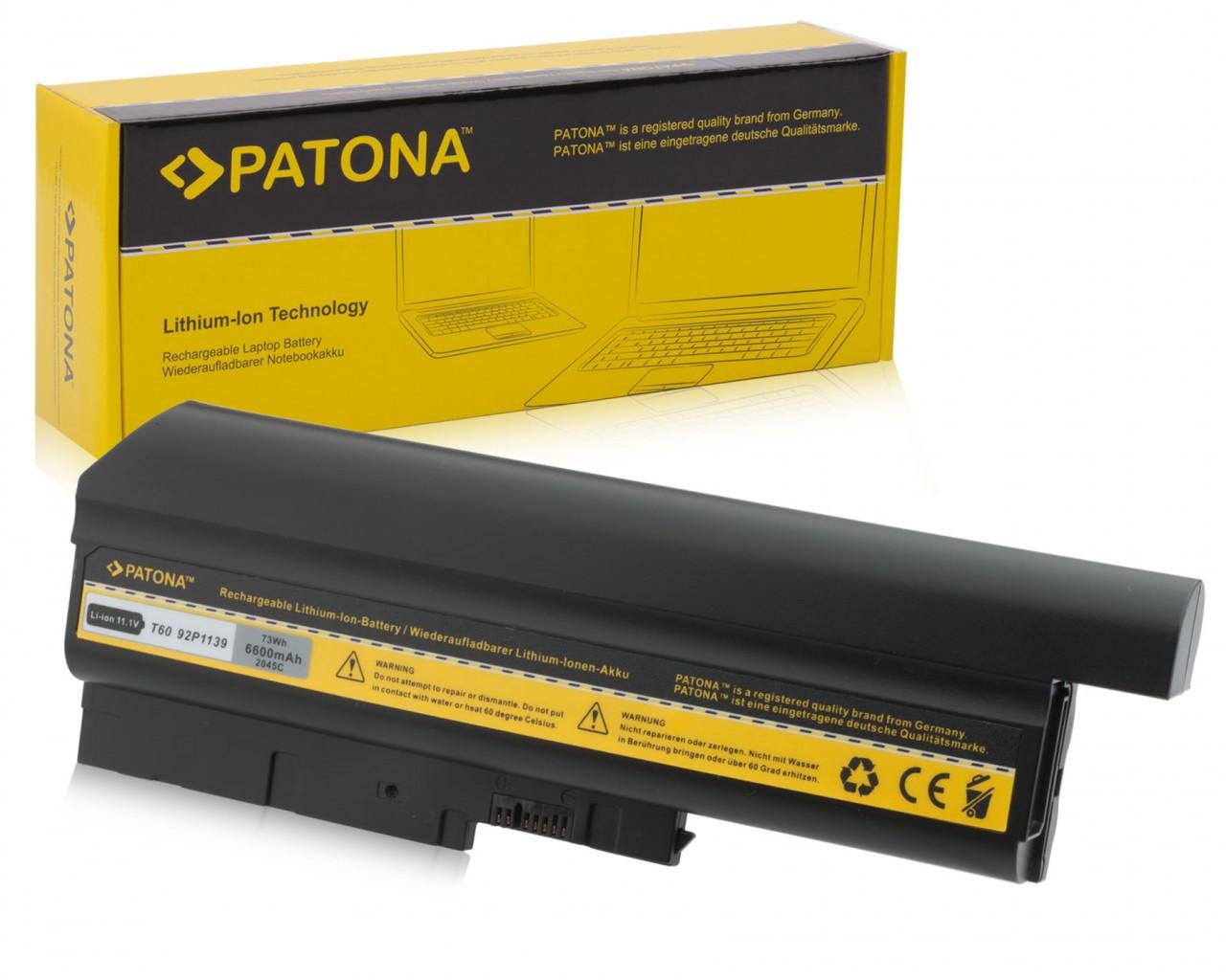 Battery for IBM Lenovo ThinkPad T60 T61 R60 40Y6797 *6,6Ah