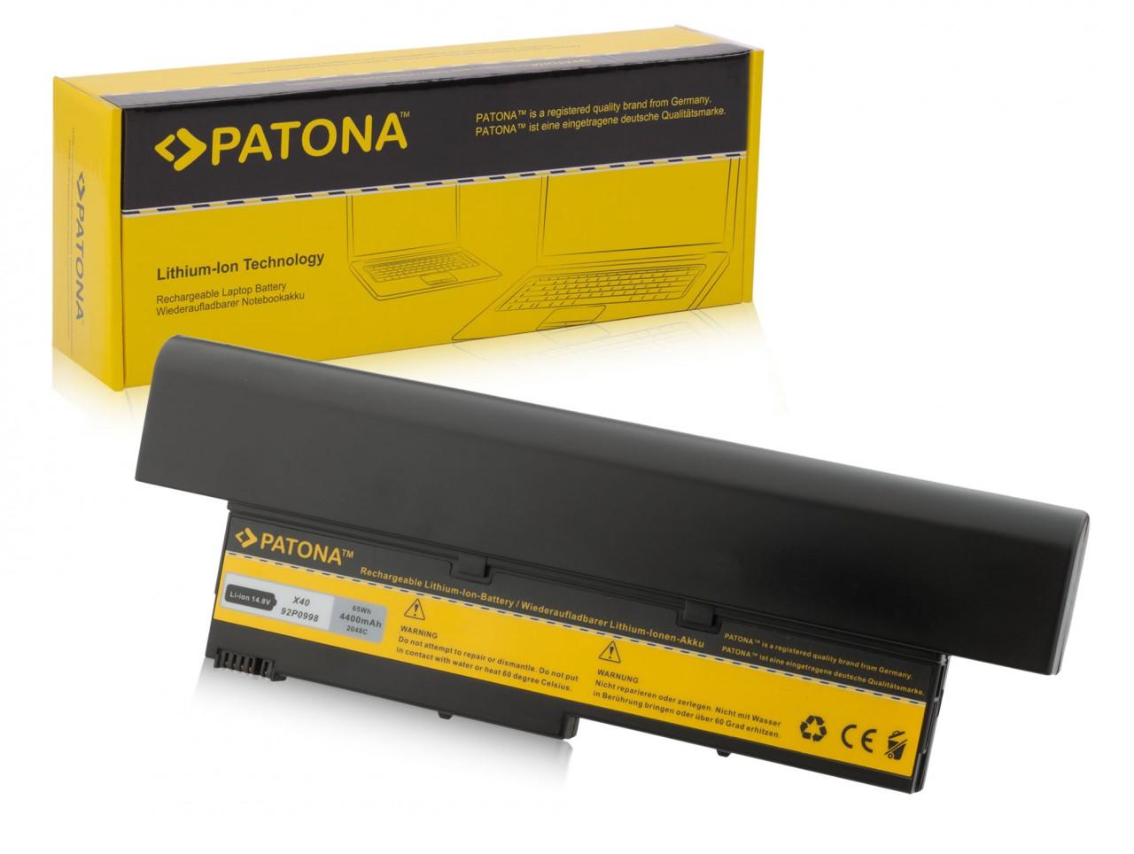 Battery f. IBM LENOVO THINKPAD X40 X41 X 40 x 41 92P0998