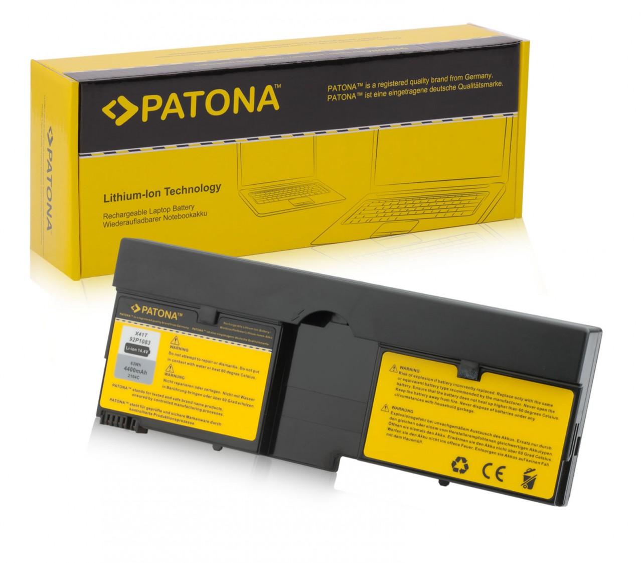 Battery f. IBM Thinkpad X41 X41T X41 Tablet 1866 1867 1869
