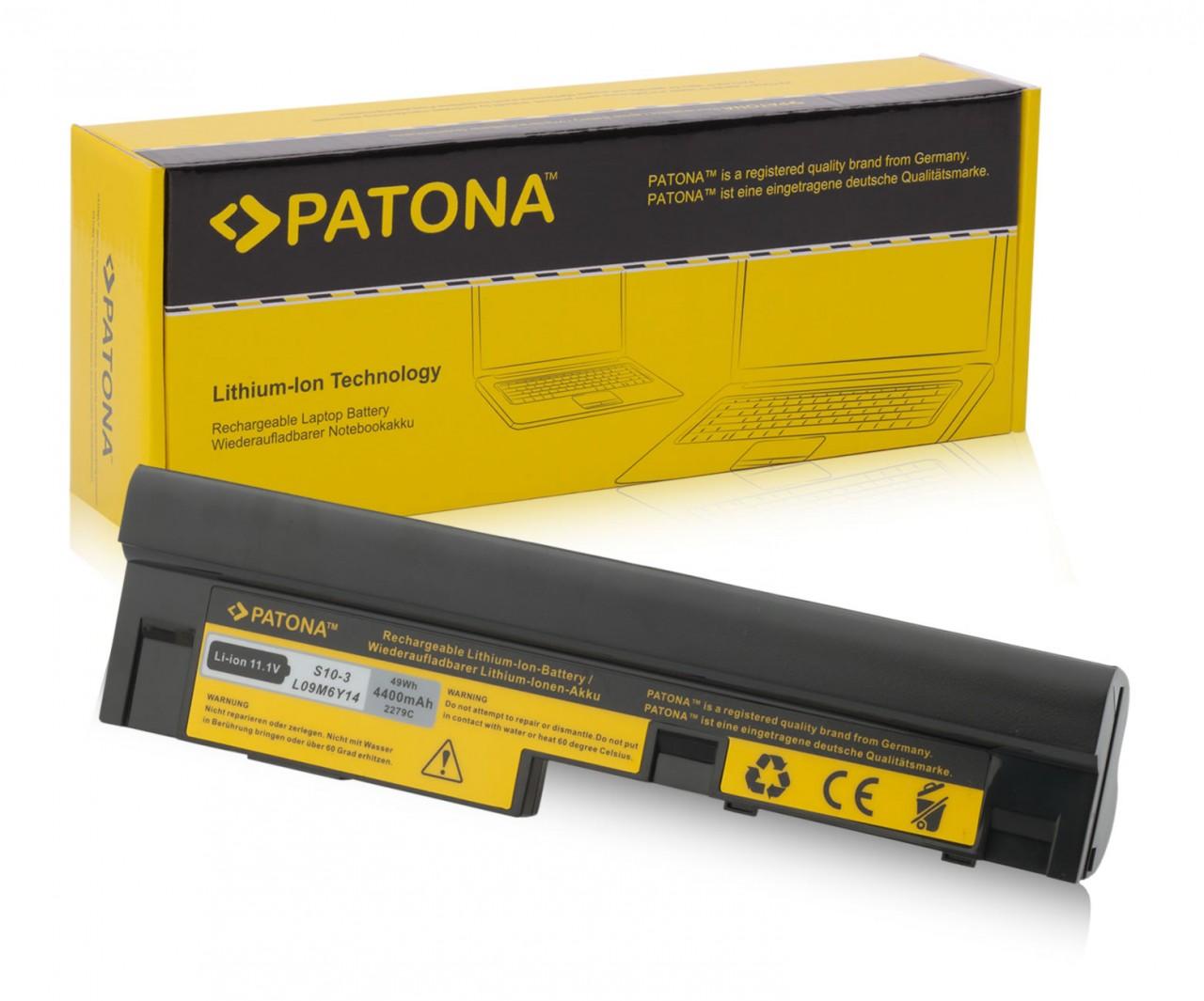 Battery f. IBM Lenovo Ideapad 121000920 121000922 121000926