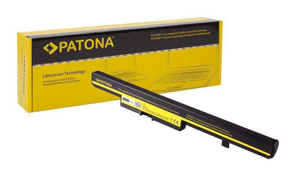 PATONA Battery f. Lenovo 45N1184 45N1185 L12L4E55 L13L4A01 L