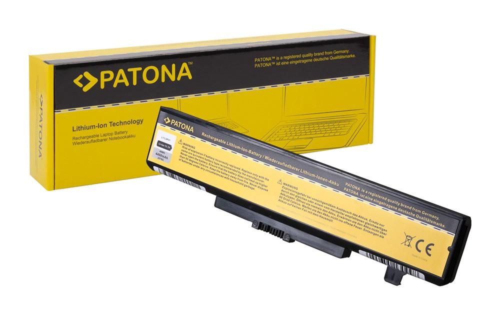 PATONA Battery f. Lenovo B590 B4400 B5400 E49 E4430 G400 G4
