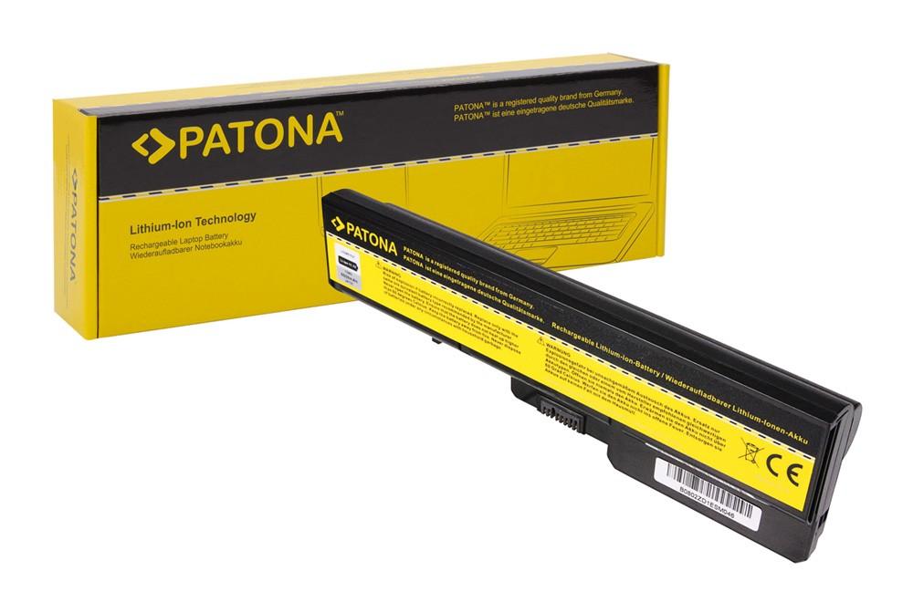PATONA Battery f. Lenovo G460 IdeaPad B470 B470 B470A B470A