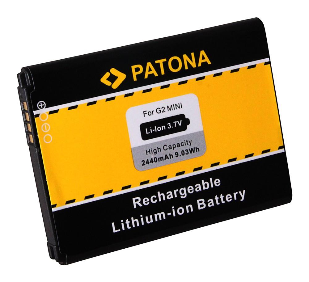 PATONA Battery f. LG G2 Mini, D620 BL-59UH, BL59UH, EAC6225