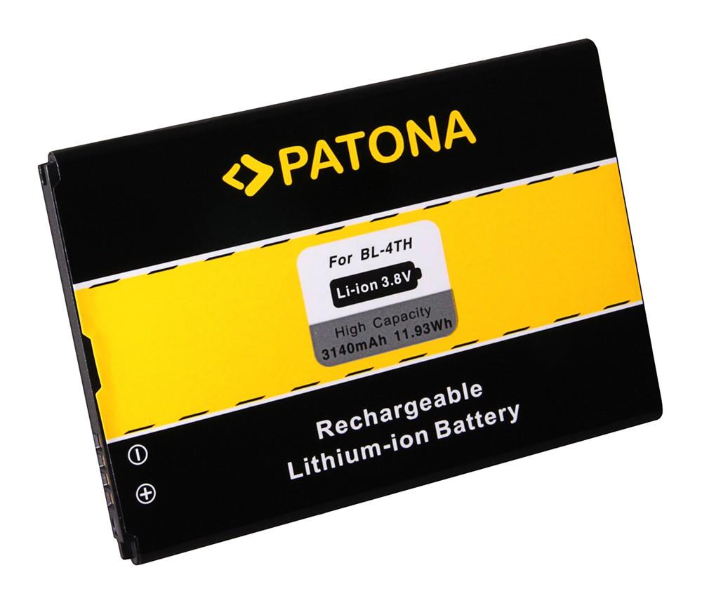 PATONA Battery f. LG Optimus G Pro, G Pro Lite Dual, D686,