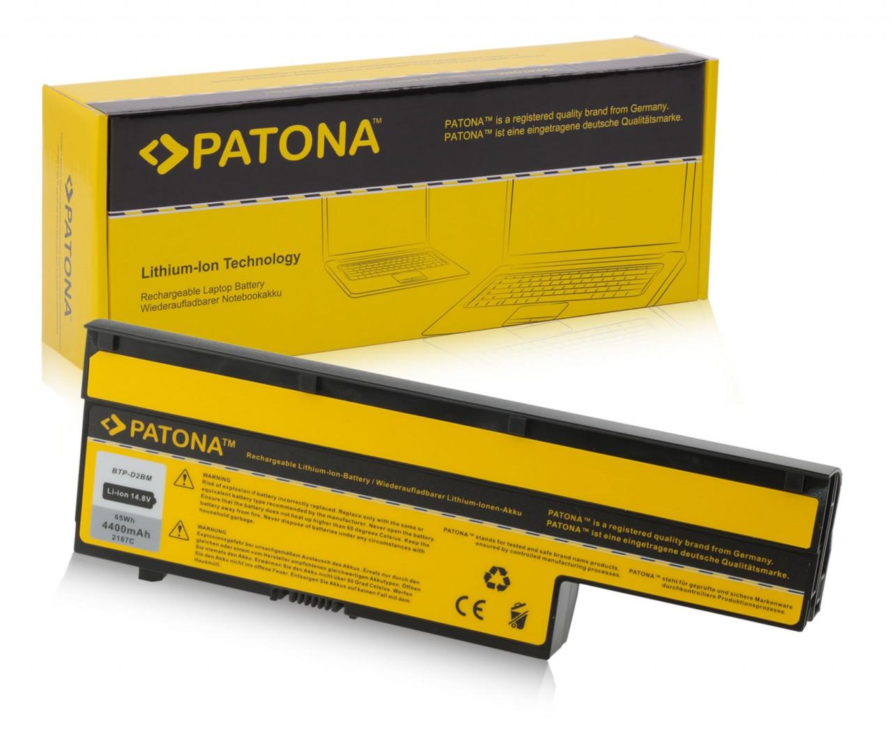 Battery Medion Akoya E6210 E6211 E6212 40026270 40027608