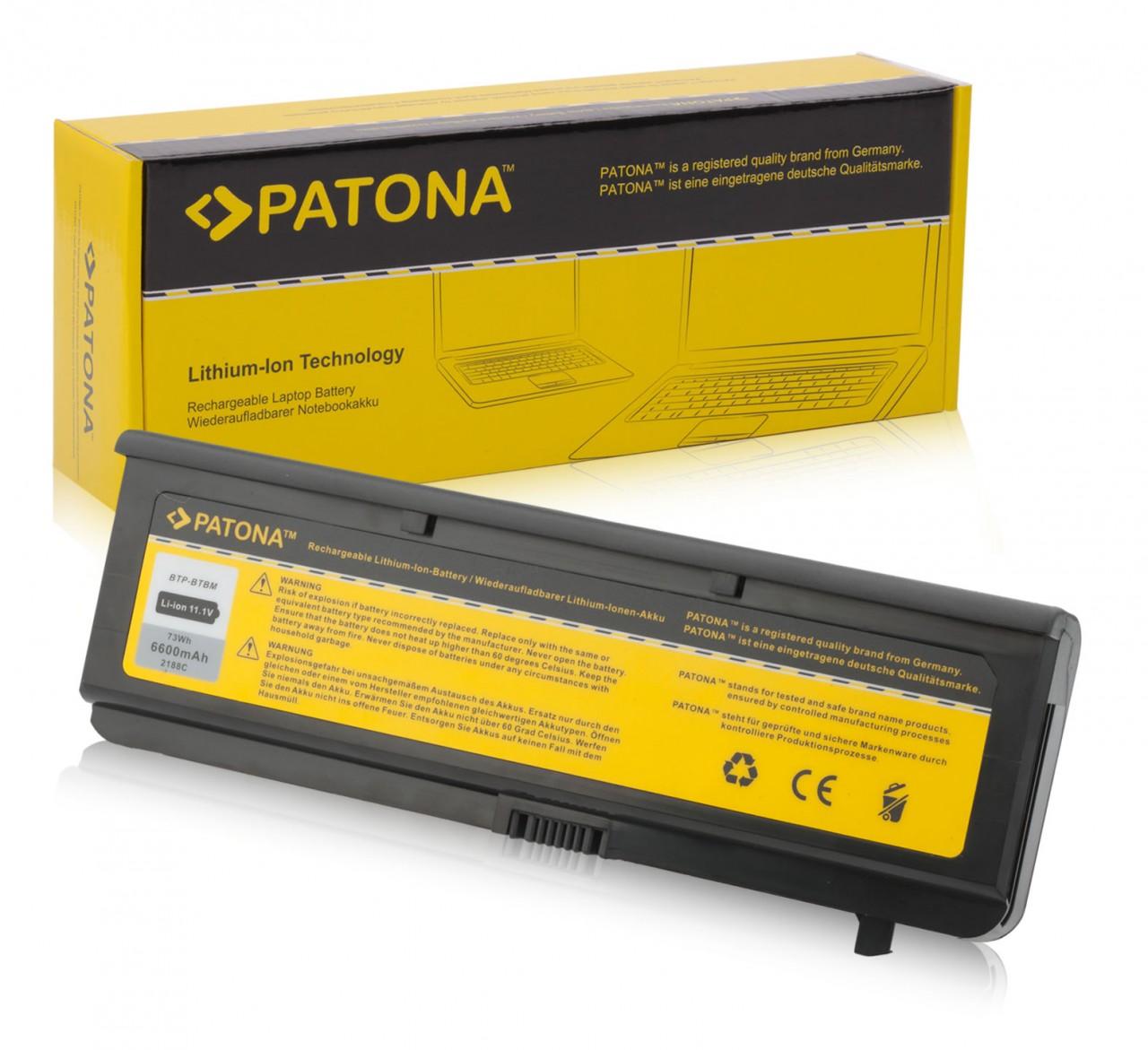 Battery Medion WIM2160 WAM2030 WAM2040 BTP-BRBM BTP-BSBM