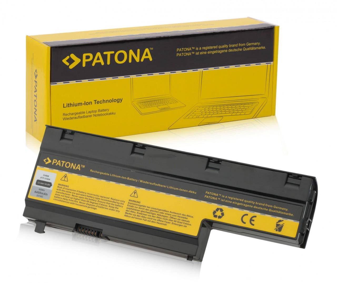Battery f. Medion 40029778 40029779 BTP-D4BM BTP-D5BM Medion