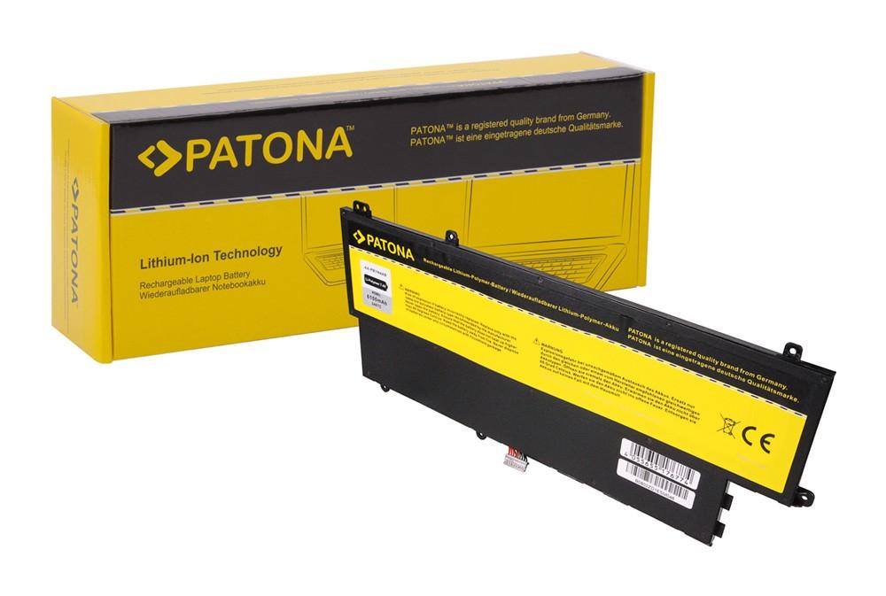 PATONA Battery f. Samsung AA-PBYN4AB 530U3B 530U3B-A01 530U3