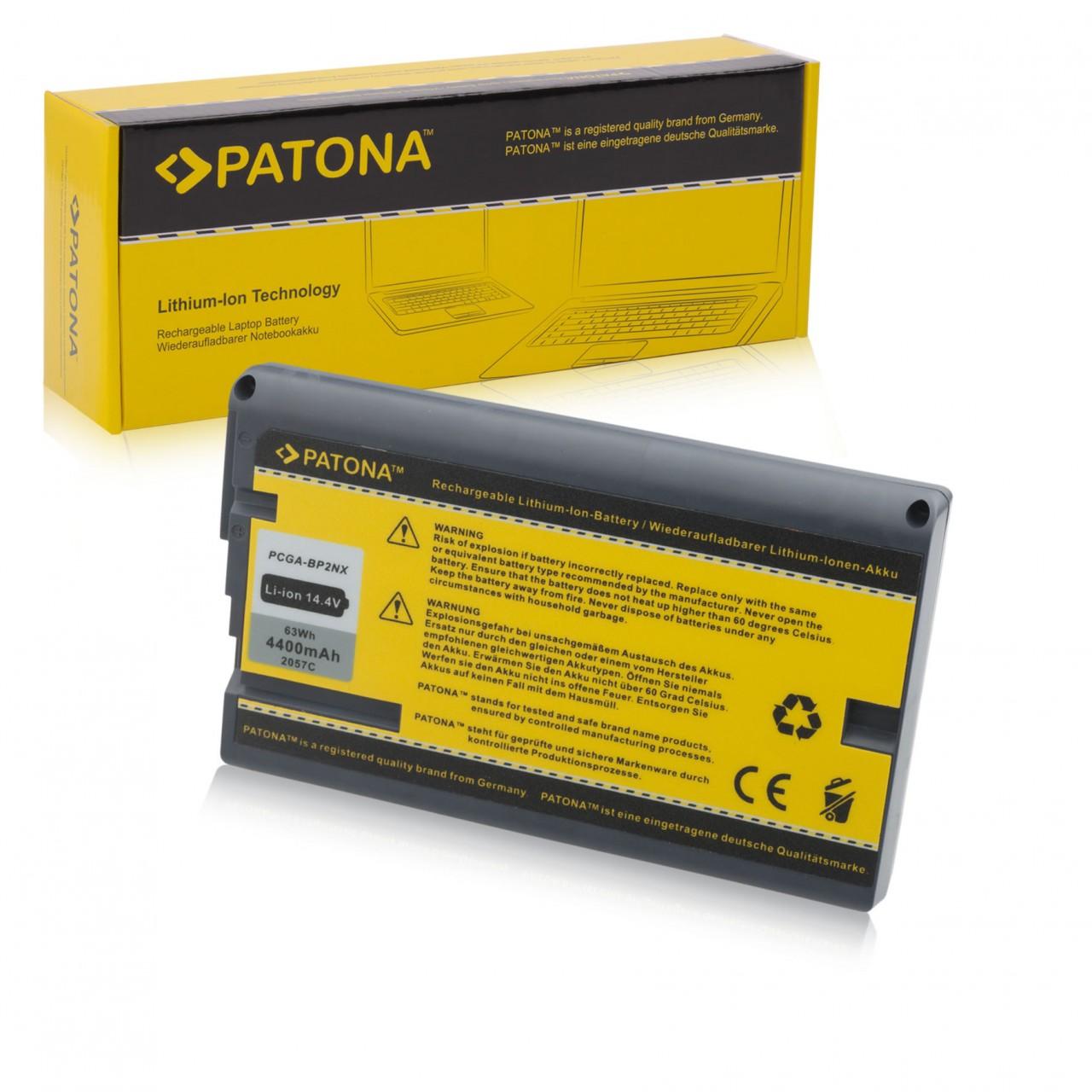 Battery f.Sony VAIO PCG-FR33 GRX NV BP2NX BP2NY GRT785E