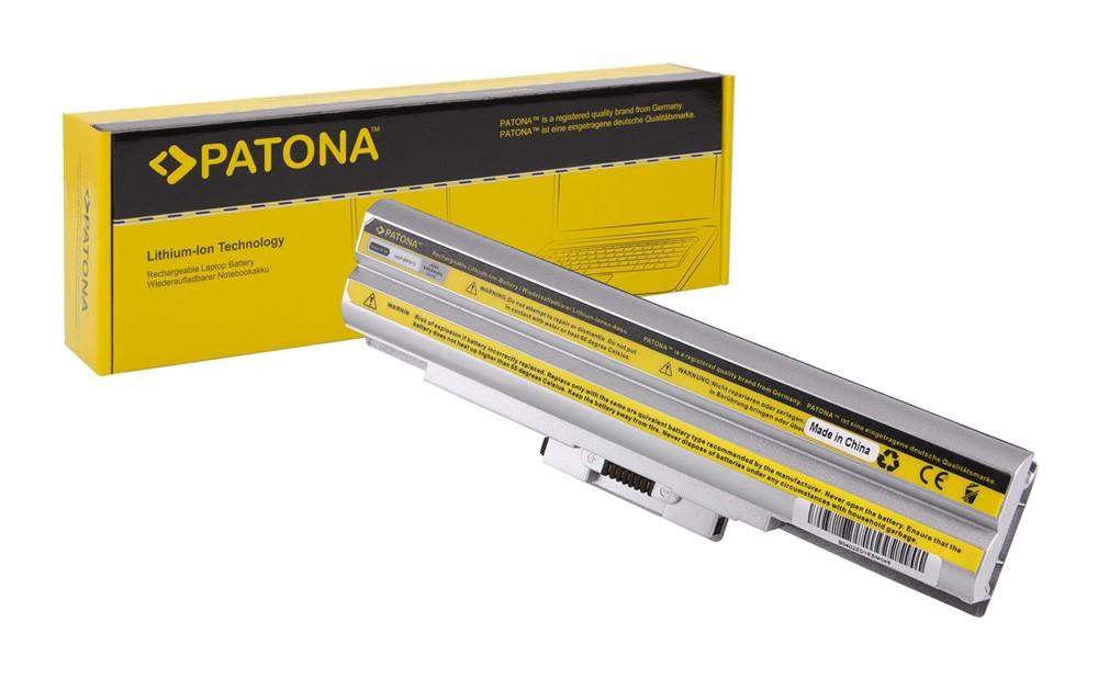 PATONA Battery f. Sony VAIO VGP-BSP13-S VGP-BPS13B-Q VGP-BP