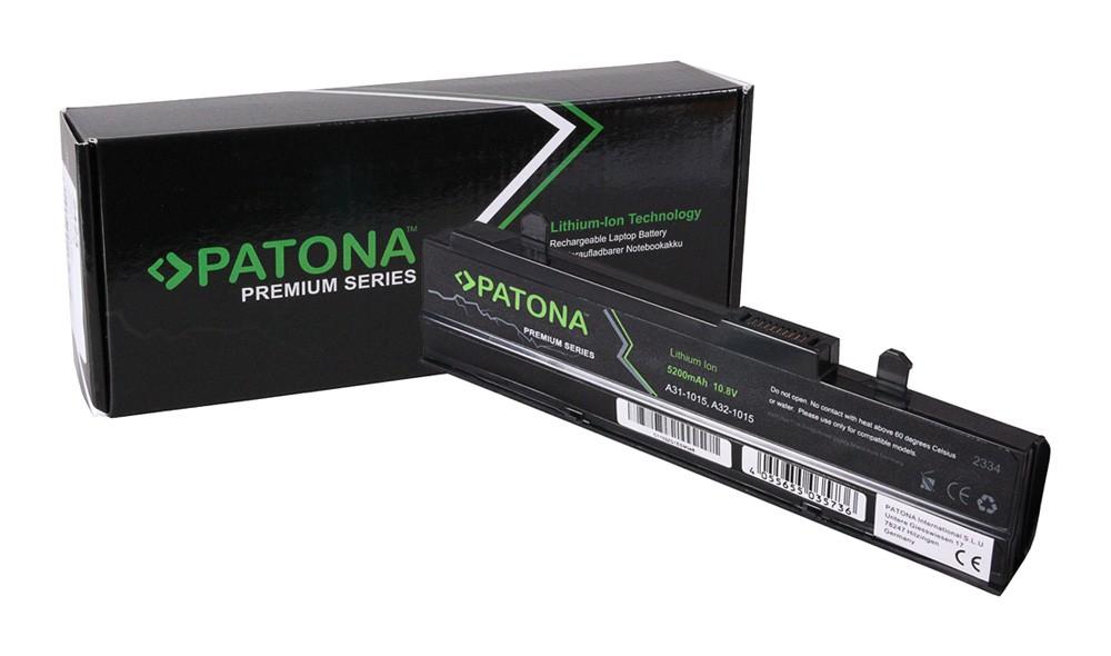 PATONA Premium Battery f. Asus EeePC PC1015 PC1016 PC1025 A