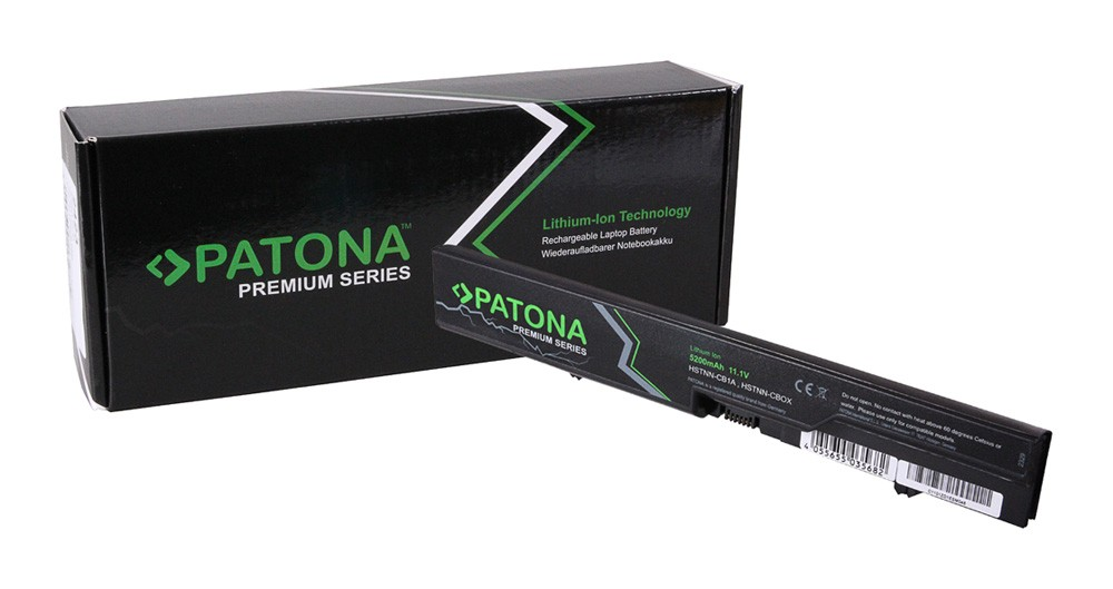PATONA Premium Battery f. HP HSTNN-CB1A HSTNN-CBOX HSTNN-DB