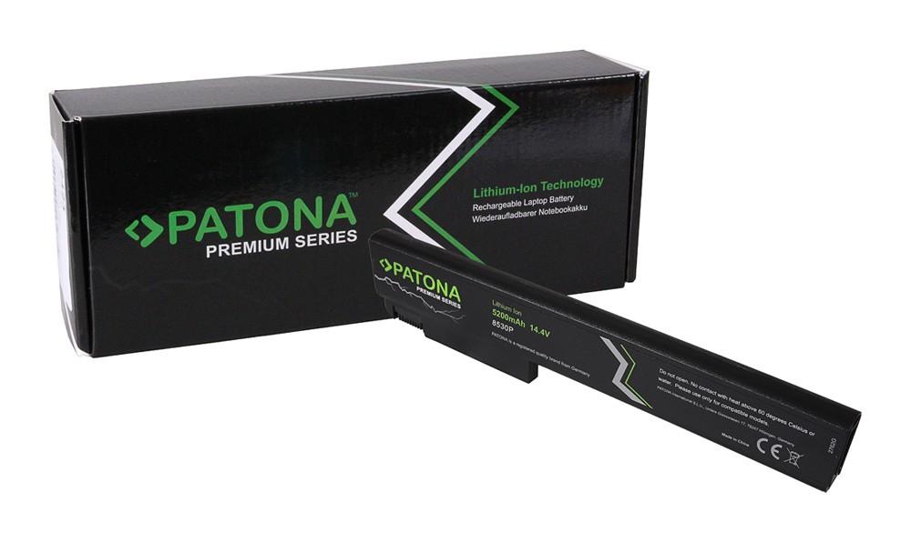 PATONA Premium Battery f. HP EliteBook Elitebook 8530p 8530w