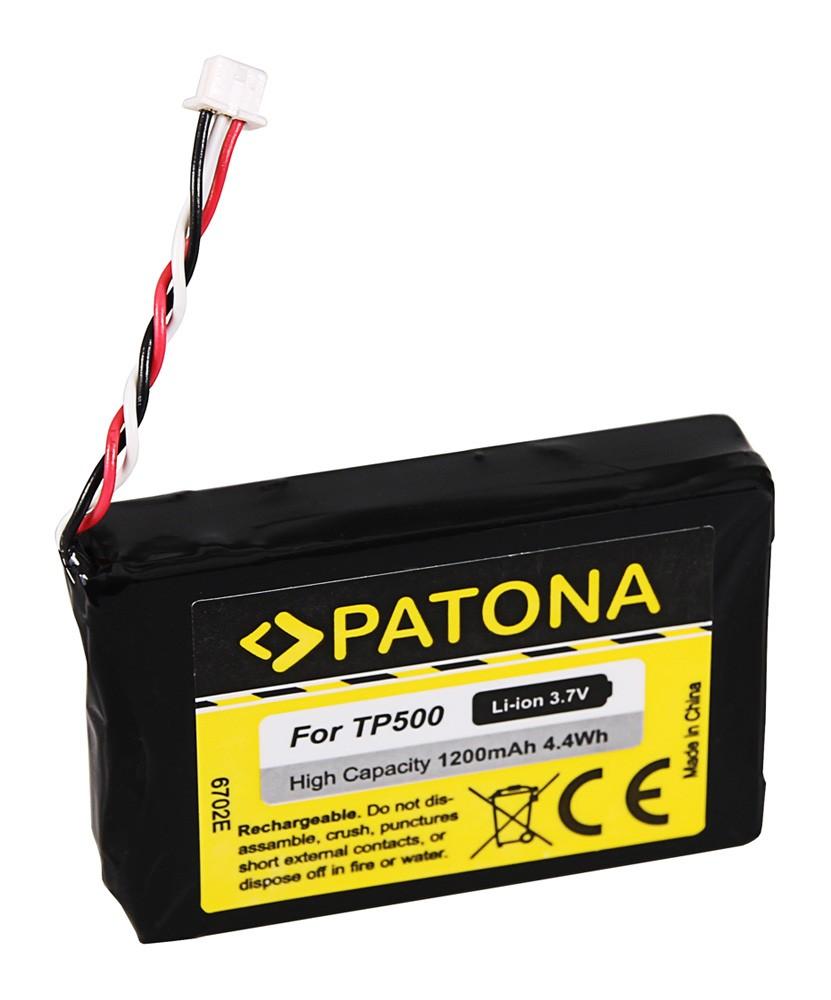 PATONA Battery f. Blaupunkt TP 500 TravelPilot 500 700