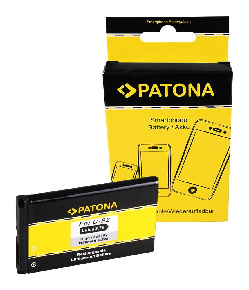 PATONA Battery f. Blackberry 8330 7100g 7100i 7100r 7100v 71