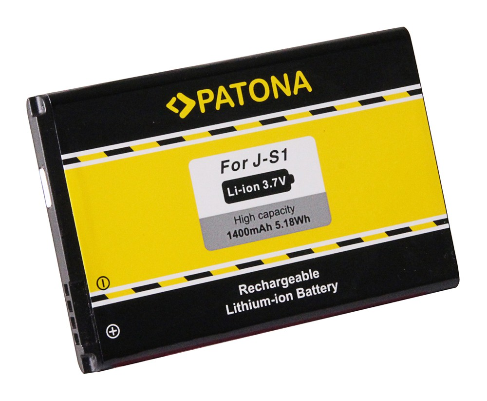 PATONA Battery f. Blackberry Curve 9320, Curve 9720 J-S1, A