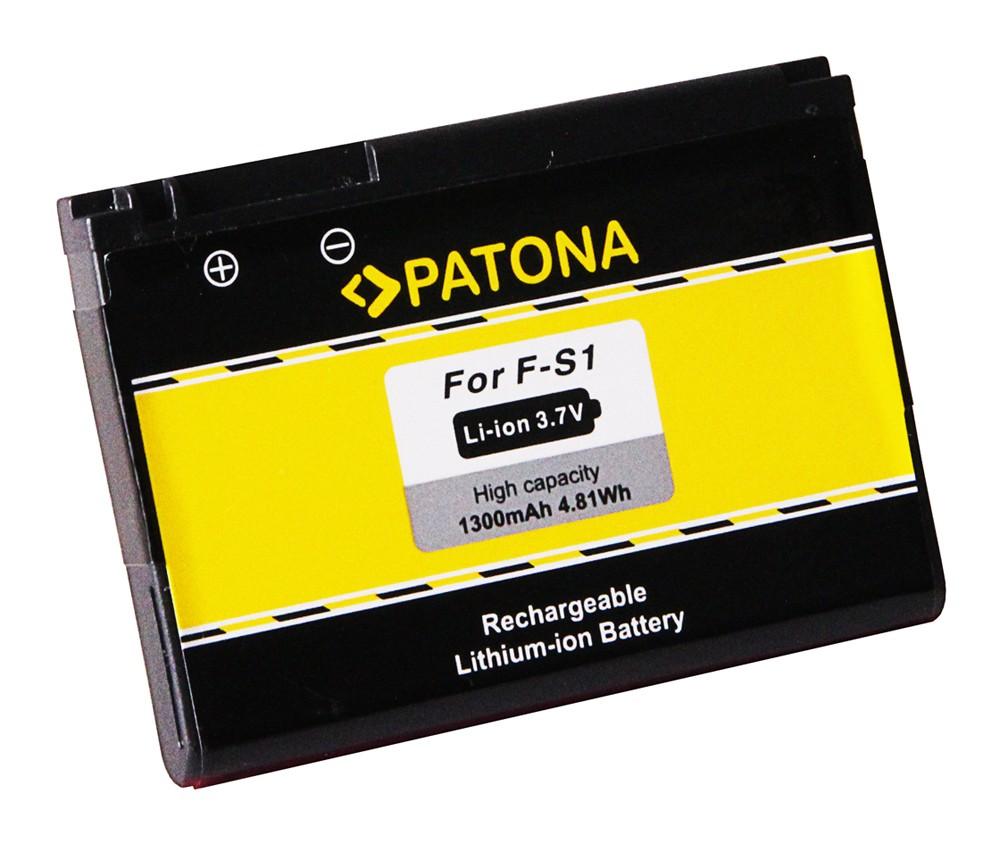 PATONA Battery f. BlackBerry 9800, 9810 Torch F-S1