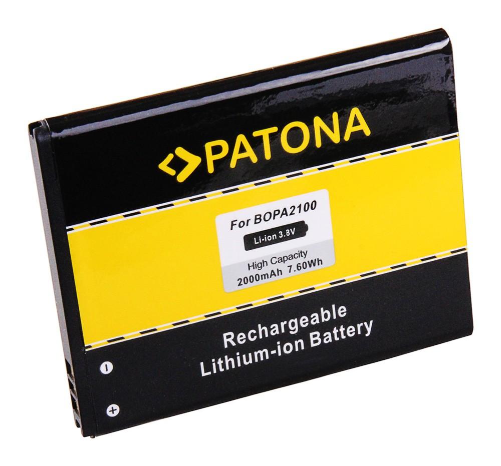 PATONA Battery f. HTC Desire 310 D310N Jolla JP-1301 Phone H