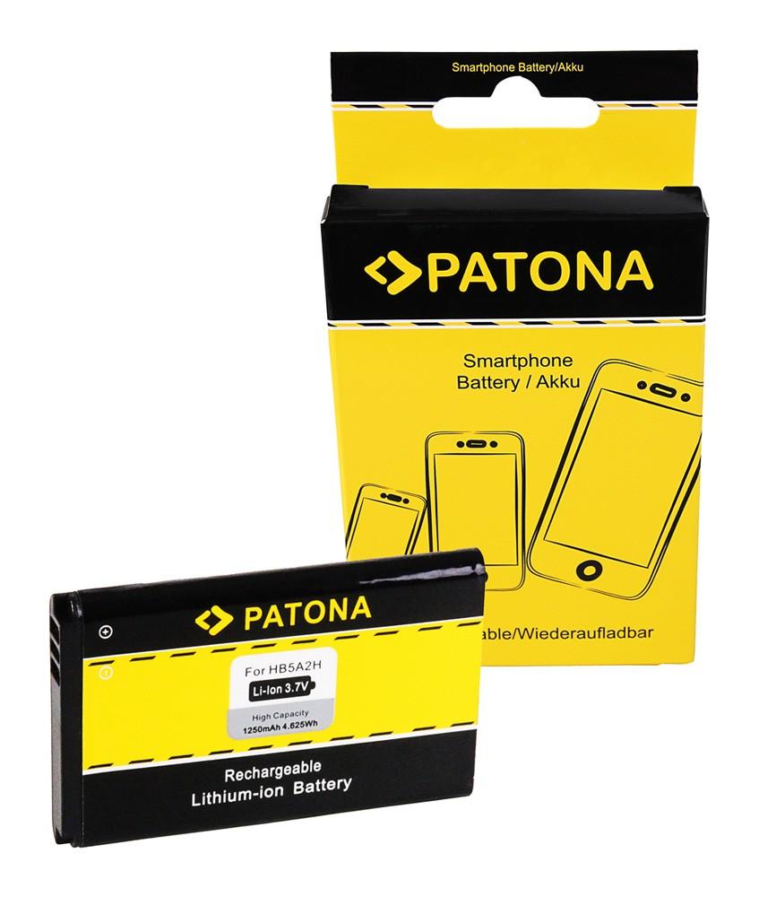 PATONA Battery f. Huawei BTR7519 C5730 C8000 C8100 E5805 EC5