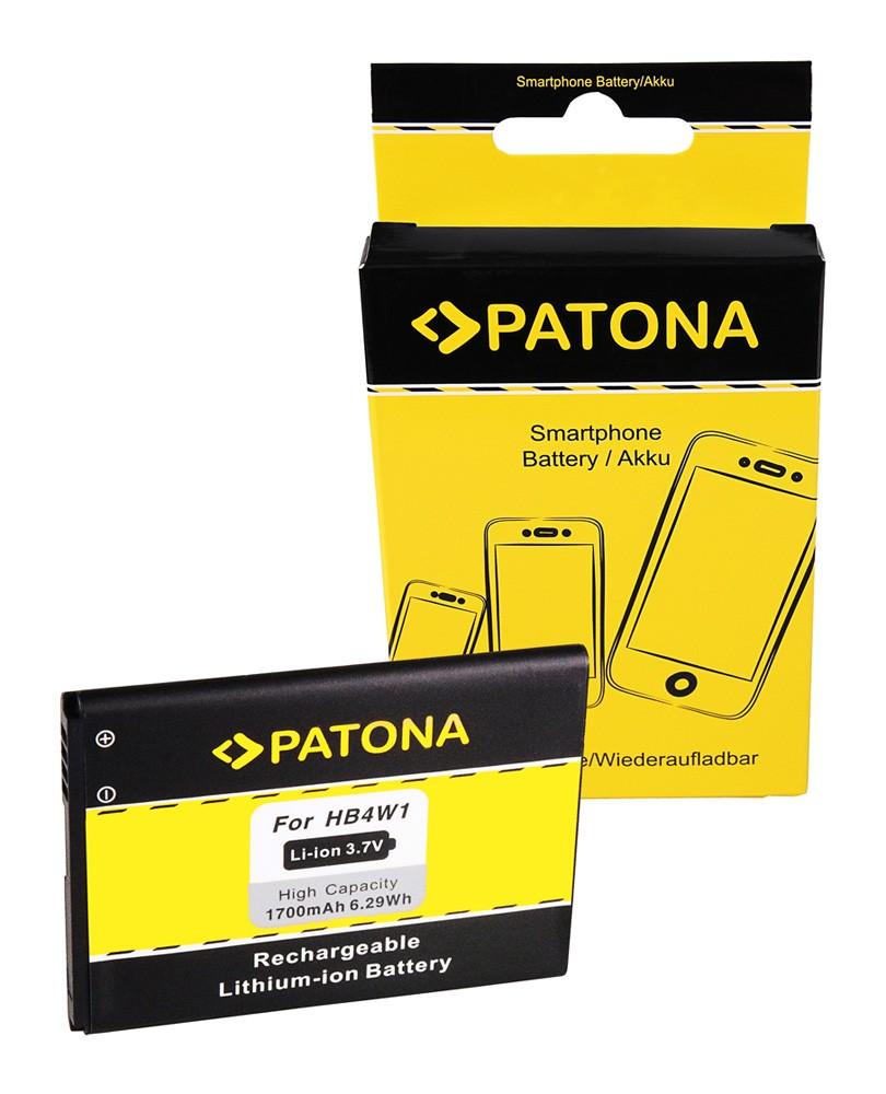PATONA Battery f. Huawei HB4W1 Huawei Ascend G510 Huawei Asc