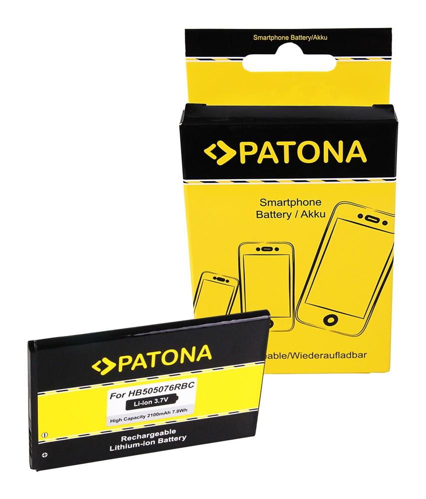 PATONA Battery f. Huawei A199 Ascend G606 G610 G700 G710 HB5