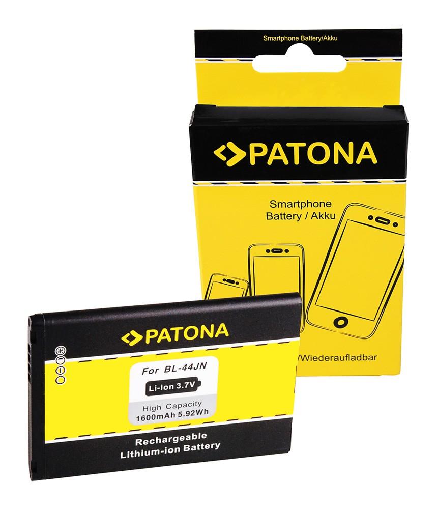 PATONA Battery f LG BL-44JN LG Optimus Black (P970) LG Optim