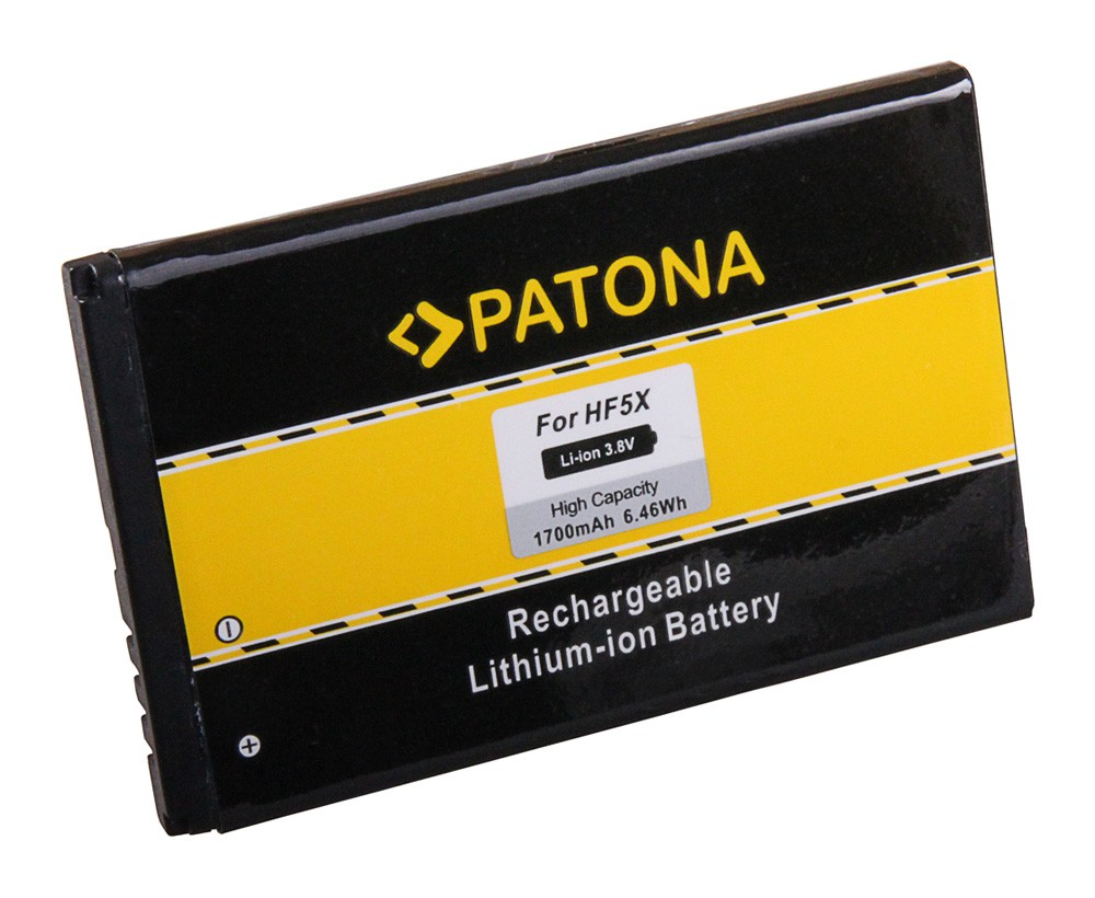 PATONA Battery f. Motorola Defy + Defy Plus Defy mini MB526