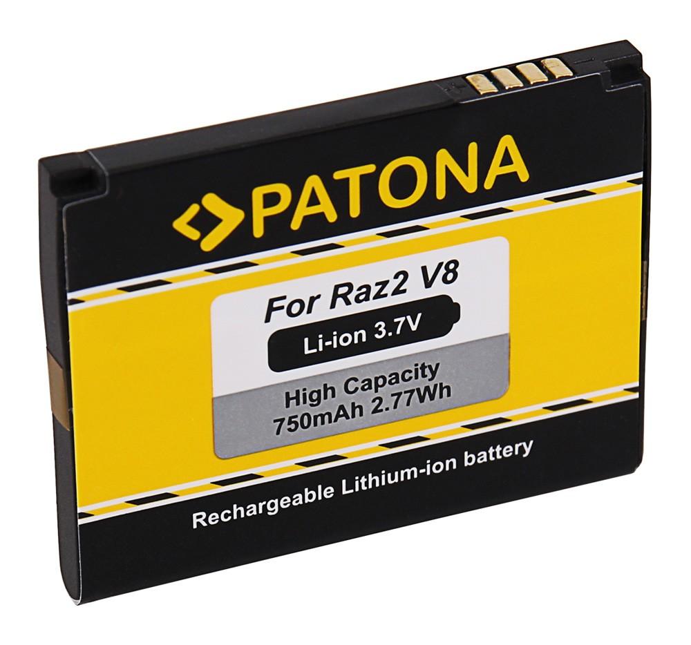 PATONA Battery f. Motorola Razr2 V8 Moto U8 U9 V10 V9 V9m ZN