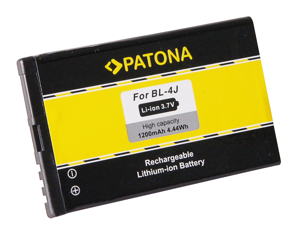 PATONA Battery f. Nokia Lumia 620, C6-00 BL-4J