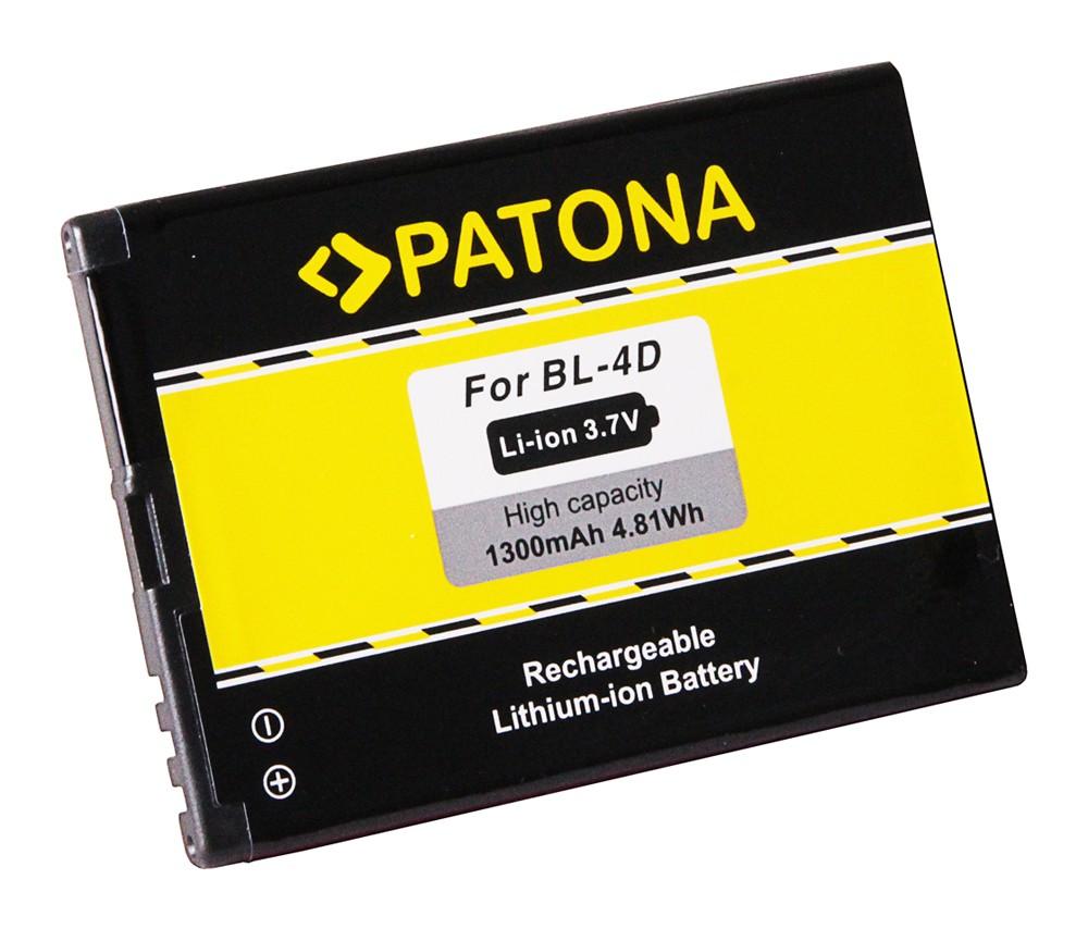 PATONA Battery f. Nokia E5 E5-00 E7 E7-00 N8 N8-00 N97 mini