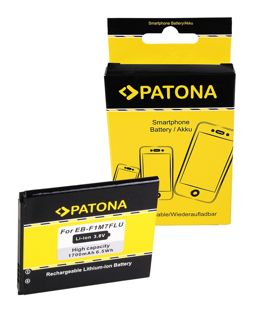 PATONA Battery f. Samsung EB425161LU i8160 Galaxy Ace 2 i819