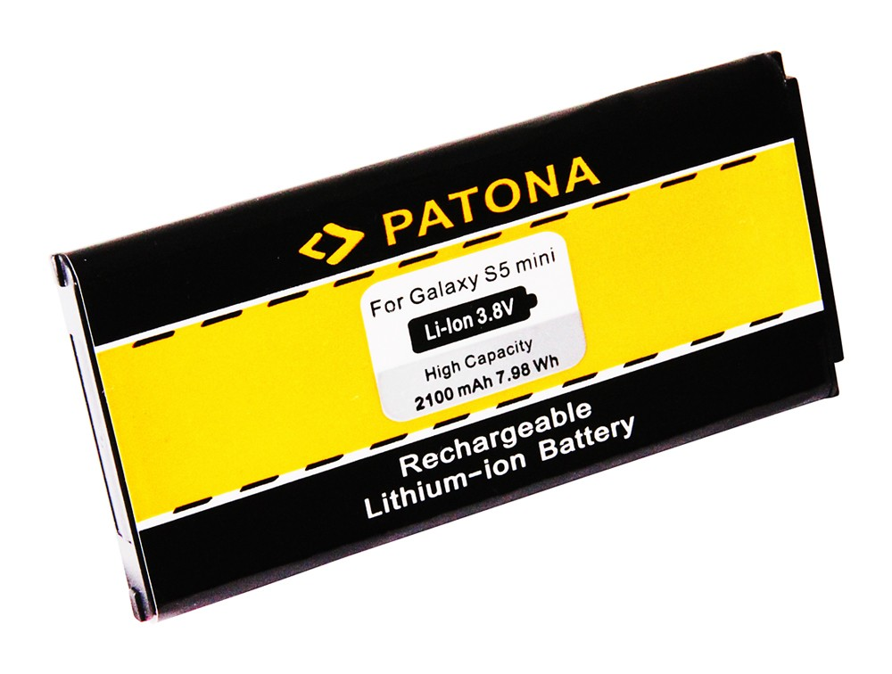 PATONA Battery f Samsung Galaxy S5 Mini S5 Dx S5 Neo SM-G800