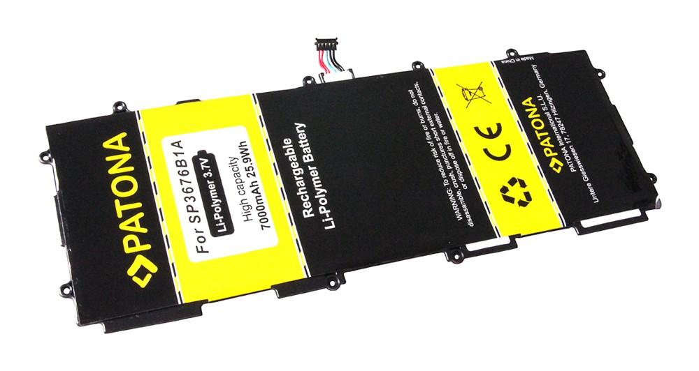 PATONA Battery f. Samsung Galaxy Note 10.1 GT-N8000, GT-N80