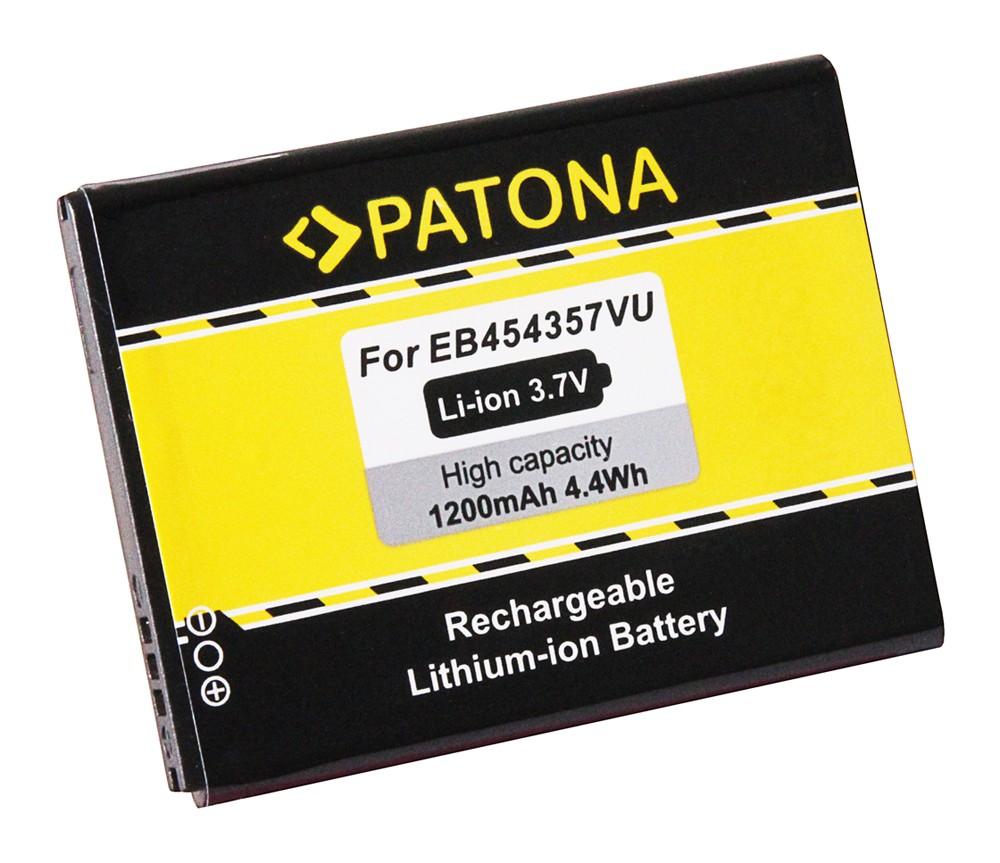 PATONA Battery f. Samsung Galaxy Pocket GT-S5300 Plus GT-S5